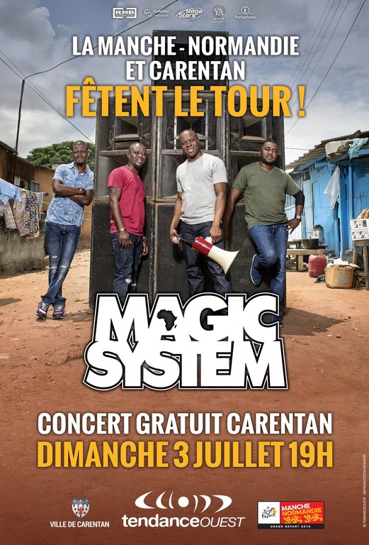 AFFICHE MAGIC SYSTEM-CARENTAN [1280x768]