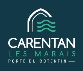 Logotype Ville Carentan