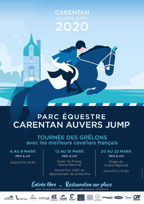 Affiche Cheval flyer Grand public(1)